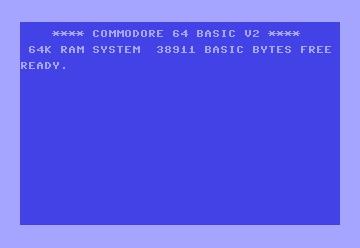 C64 Prompt