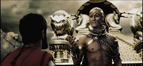 300: Leonidas und Xerxes