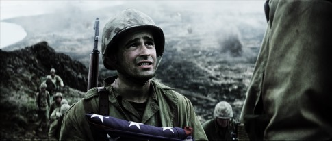 Die Amerikaner besetzen Iwo Jima