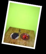 Unsere grüne Küche