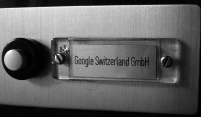 Google Zurich doorbell