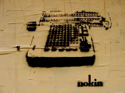 Nokin - Vintage calculator