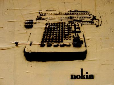 Nokin - Vintage calculator