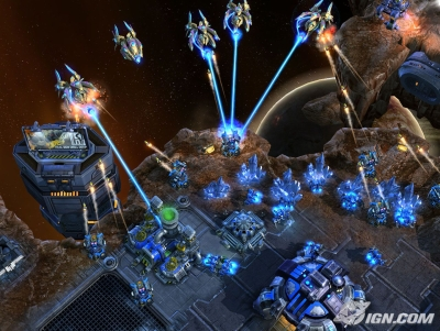 StarCraft II Screenshot